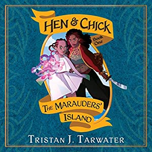 The Marauders' Island Audiobook