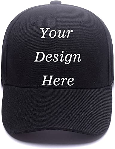 Mens Womens Trucker Hats Custom Snapback Casual Denim Caps