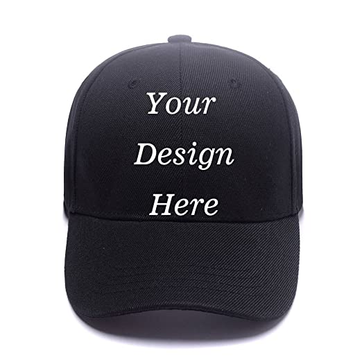 e999f803d5d3b Amazon.com  SW IM Men Womens Custom Hat Graphic Print Design