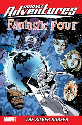 Marvel Adventures Fantastic Four Vol. 7: The Silver Surfer (v. 7)