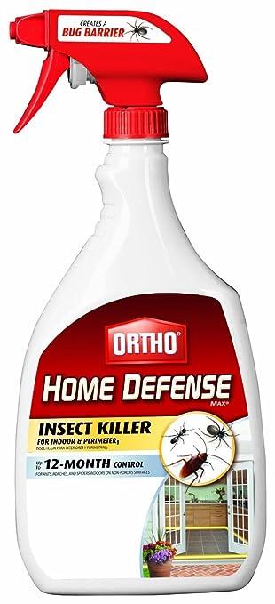 Home Defense Spider Killing Spray