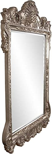 Howard Elliott Marquette Antique Oversized Mirror