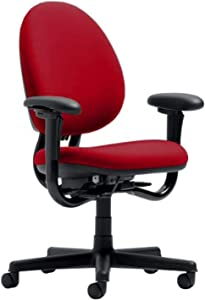 Steelcase Criterion Chair, Rouge Fabric