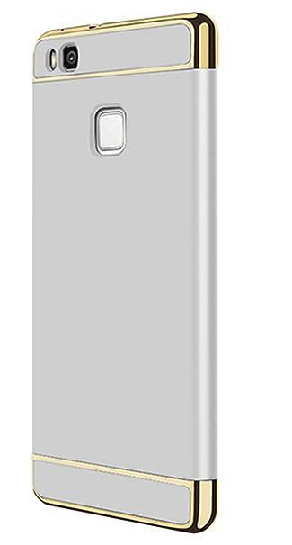 Huawei P9 Lite Carcasa 3 en 1 Bumper ultra delgado Carcasa ...