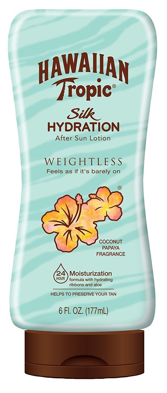 Hawaiian Tropic Silk Hydration After Sun Lotion 6 Ounce (177ml) (3 Pack)