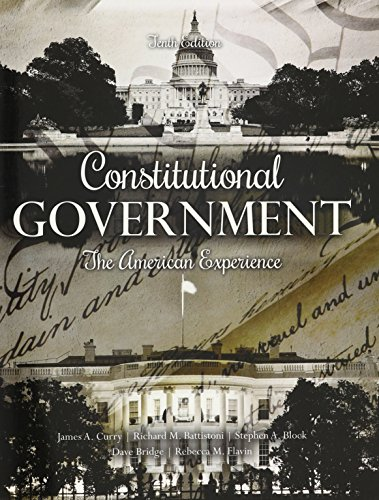 Constitutional Command: The American Experience