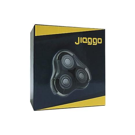 Jiaggo Recambio Cabezales de afeitado para Philips Serie 7000 S7370 S7780  S7510 S7720 S7522 S7310 Máquina 5cbdda262496
