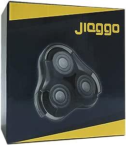 jiaggo repuesto cabezales de afeitado COMPATIBLES para Philips ...