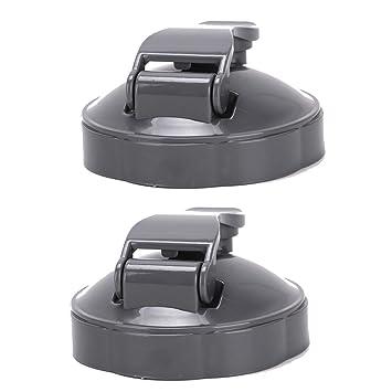 sduck piezas de repuesto para Nutribullet, taza batidora licuadora mezclador para accesorios/Parte de Repuesto Nutribullet, 1 año de garantía: Amazon.es: ...