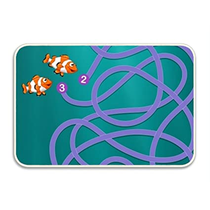 amazon com floom game template with clownfish and coral reef non