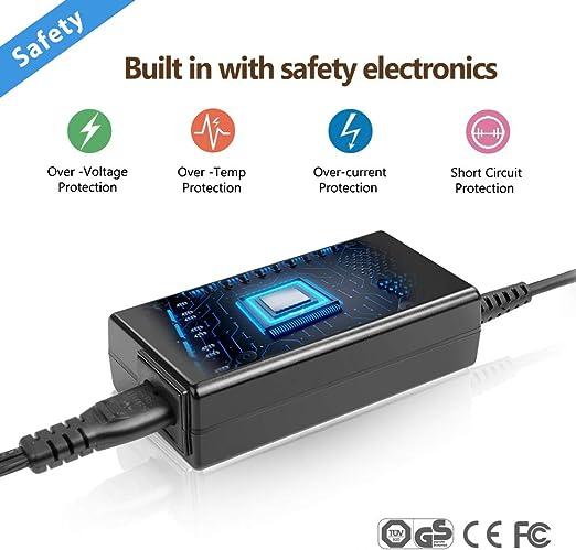 TAIFU Adaptador Cargador 19V 3,42A para Samsung UN32J4000 ...