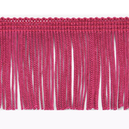 Expo International 20-Yard Chainette Fringe Trim, 2-Inch, Hot ()
