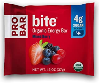 product image for Probar Bite Organic Mixed Berry Energy Bar, 1.3 Ounce -- 48 per case.