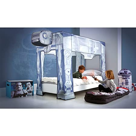 Official Star Wars At At Bed Canopy Flexes To Fit Any Single Bed