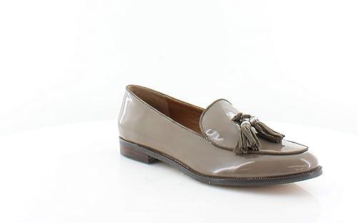 Lauren by Ralph Lauren - Brindy para Mujer, Marrón (Taupe Grey/Taupe Grey Spazzolato/Kid Suede), 6 B(M) US: Amazon.es: Zapatos y complementos
