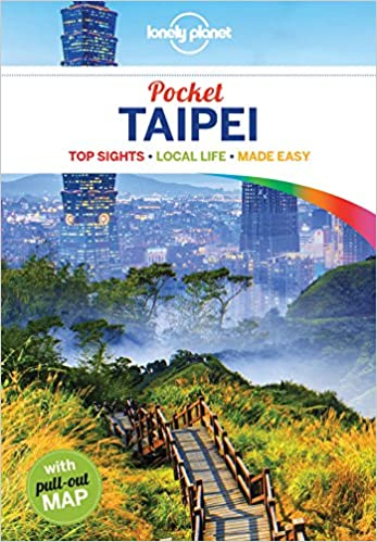 Book Lonely Planet Pocket Taipei (Travel Guide)