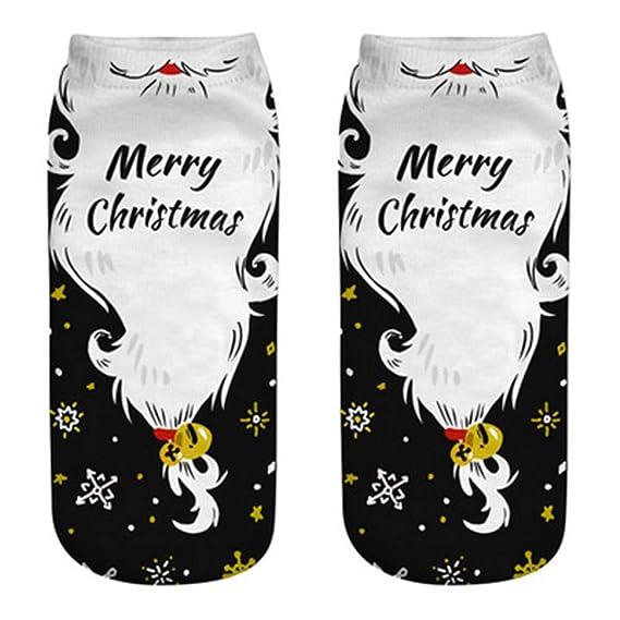 Sylar Navidad Calcetines Unisex Invierno Barato Suave Casual Tema De Navidad De Impresion 3D Calcetines Lindo Cómodos Caliente Pareja Calcetines: Amazon.es: ...