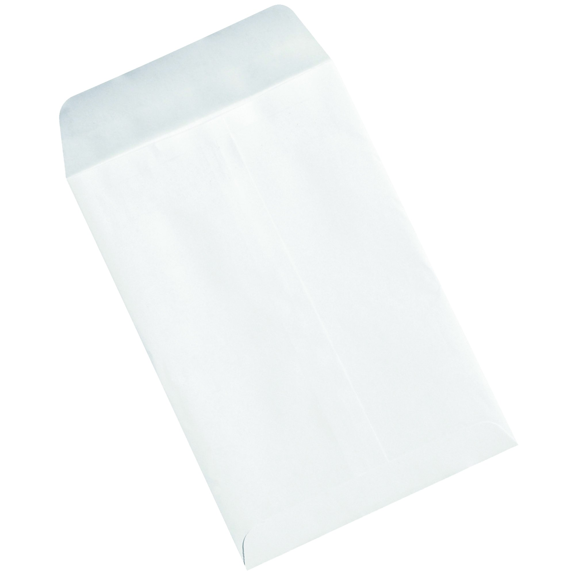 BOX USA BEN1056 Redi-Seal Envelopes, 6 1/2'' x 9 1/2'', White (Pack of 1000)