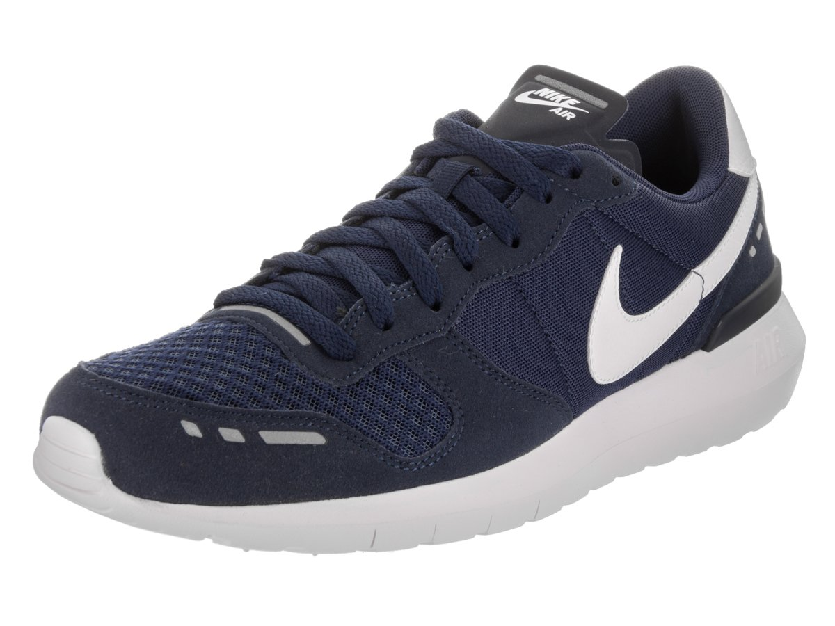 NIKE Men's Air Vrtx '17 Running Shoe B005A92HFW 9 D(M) US|Midnight Navy/White-obsidian