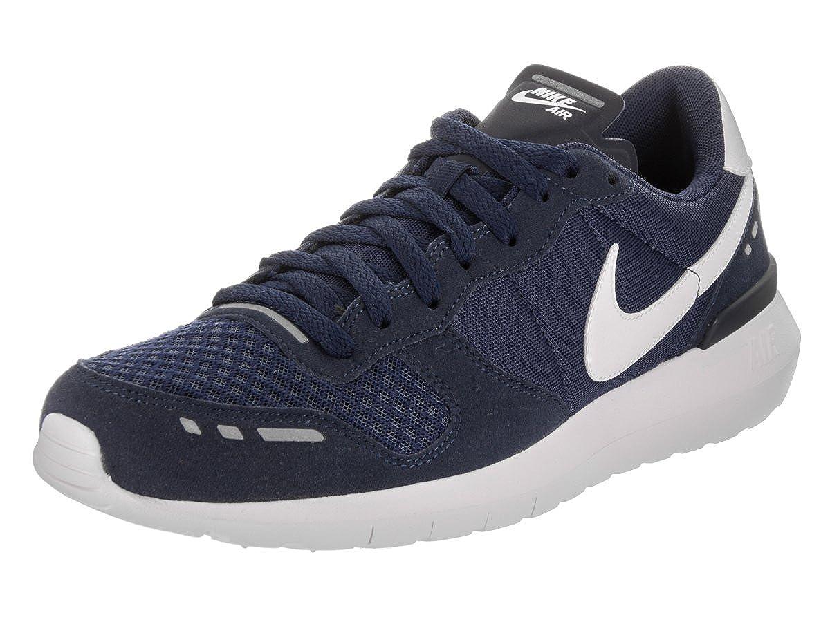 TALLA 45 EU. Sneaker Nike Air Vortex 17 en piel y tejido negro y gris