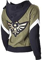 Cosplaybar Legend Of Zelda Link Hoodie Jacket Sweatshirt Sweater Costume