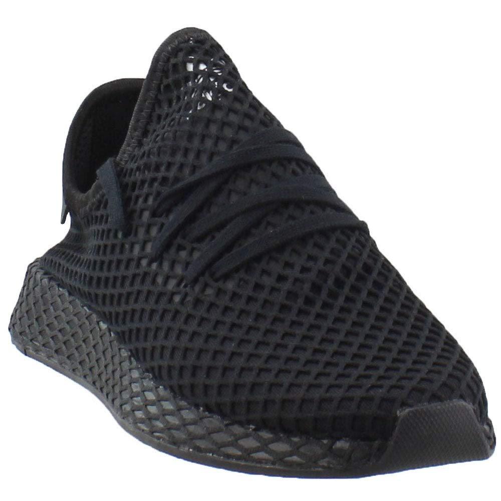 adidas Deerupt Runner Shoes Men s Black Black White