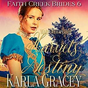 Harriet's Destiny Audiobook