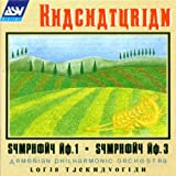 Khachaturian: Symphonies Nos. 1 and 3