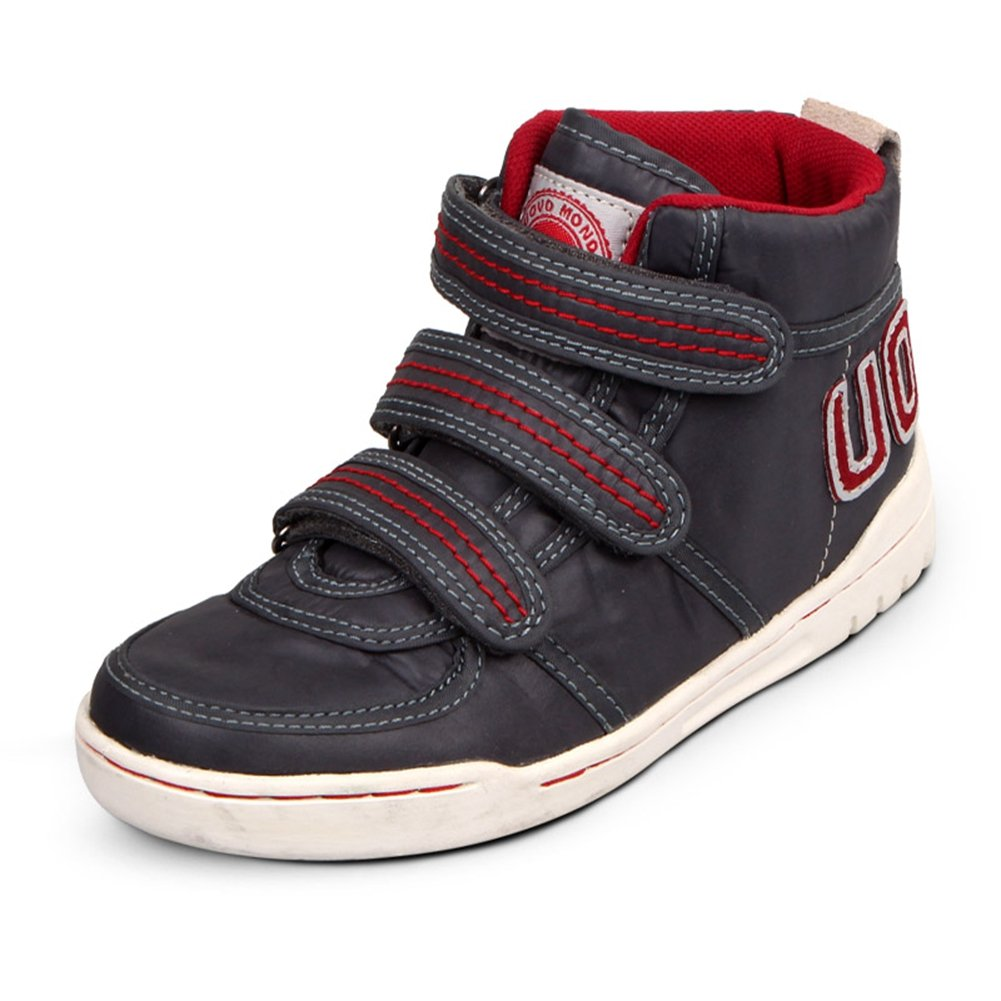 Boys And Girls High Top Sneakers Velcro Strap Winter Warm Athletic Sneaker (Little Kid/Big Kid/)
