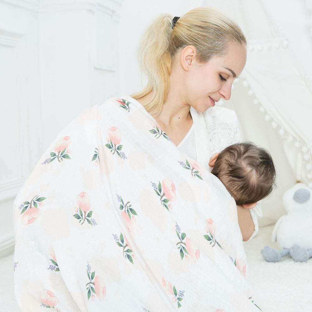 Amazon.com: Anbenser Manta para bebé recién nacido ...