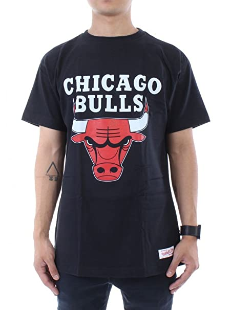Camiseta Mitchell & Ness: NBA Chicago Bulls ...