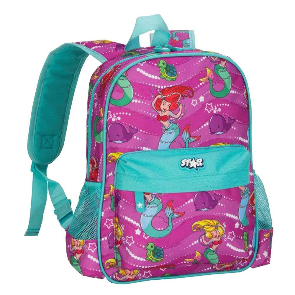 272fdc89aa0f Star Kids Fun Graphic Backpack Rucksack Bag Size 35 x 25 x 9.5cm (N ...