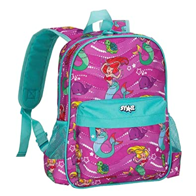 8b52201174c6 Star Kids Fun Graphic Backpack Rucksack Bag Size 35 x 25 x 9.5cm (N ...