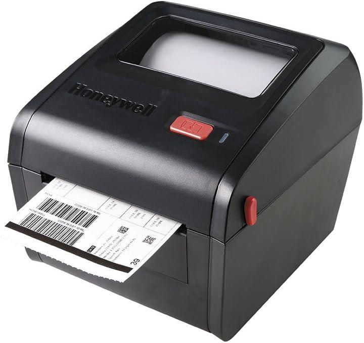T/érmica Directa, 203 x 203 dpi, 10,4 cm, Negro, 64 MB, 128 MB Honeywell PC42D Impresora de Etiquetas