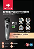 Havells BT5100C Rechargeable Beard Trimmer (Gray)