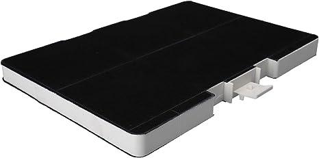 Filtro de carbón activo para Bosch 11026771 DHZ5346 Constructa 00705432 705432 Siemens LZ53451 Neff Z5102X1: Amazon.es: Grandes electrodomésticos
