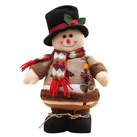 junjie feliz navidad algodón decoración, Navidad Regalo Papá ...