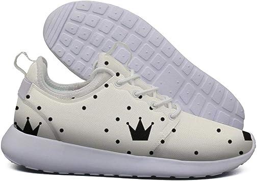 OPCIONER - Zapatillas de Running para Mujer, diseño de Corona ...