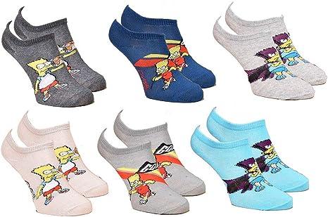 Ozabi multicolor varios modelos de fotos seg/ún disponibilidad Calcetines infantiles con licencia de Vengadores