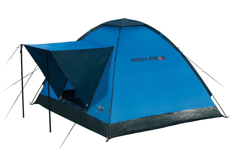 High Peak Beaver 3 Tienda, Unisex, Azul/Gris, 200 x 180 x 120 cm 10167
