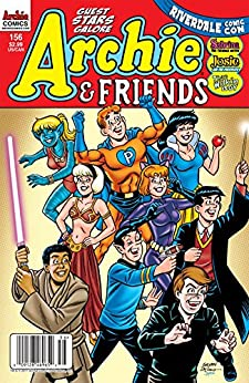 Archie & Friends #156 by [Segura, Alex]