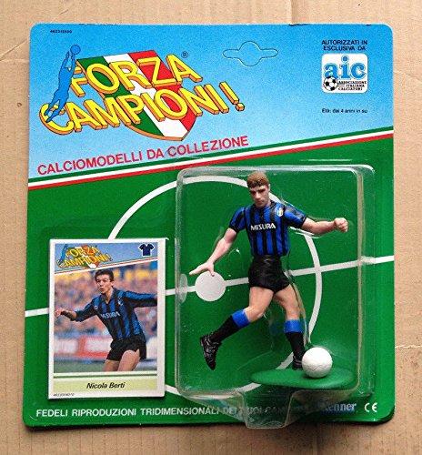 Kenner Forza Campioni Soccer Nicola Berti Starting Lineup SLU Figurine Statue
