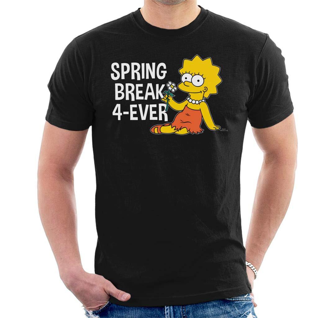 The Simpsons Spring Break 4ever Lisa S Tshirt