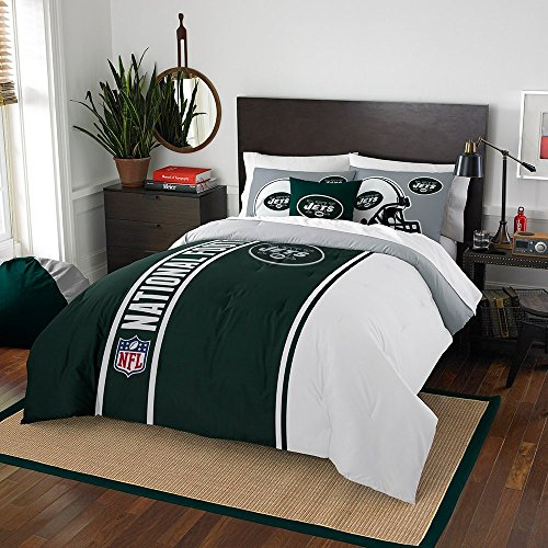 Northwest New York Jets Full Comforter Set
