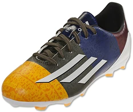 Image Unavailable. Image not available for. Colour  Adidas F10 Junior Lionel  Messi Soccer Cleat ... 9984f58b7