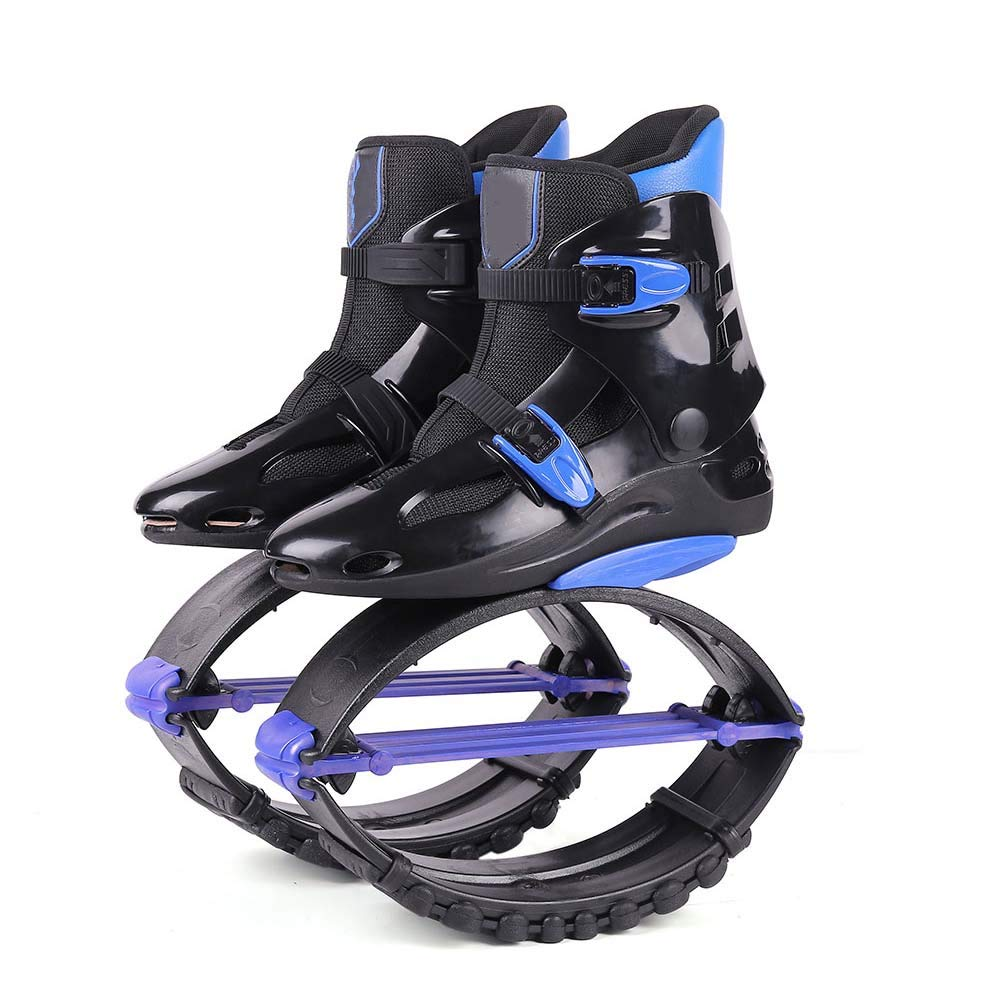 Jump Shoes Bounce Bounce Shoes Fitness Bouncer Suitable for Adult Youth Outdoor Sports,42to44 by H&M Bouncing shoes (Image #2)