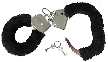 Sexy things to do with handcuffs