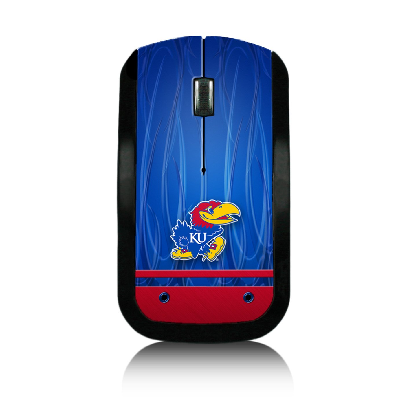 Keyscaper NCAA Wireless USB Mouse in Ghost
