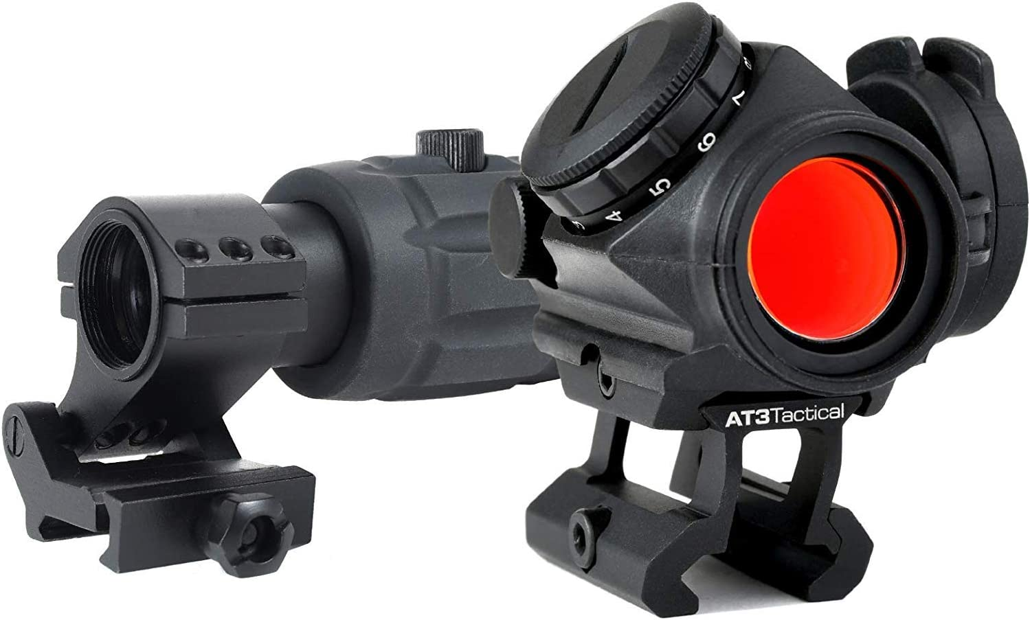 The Best Red Dot Magnifier Combo