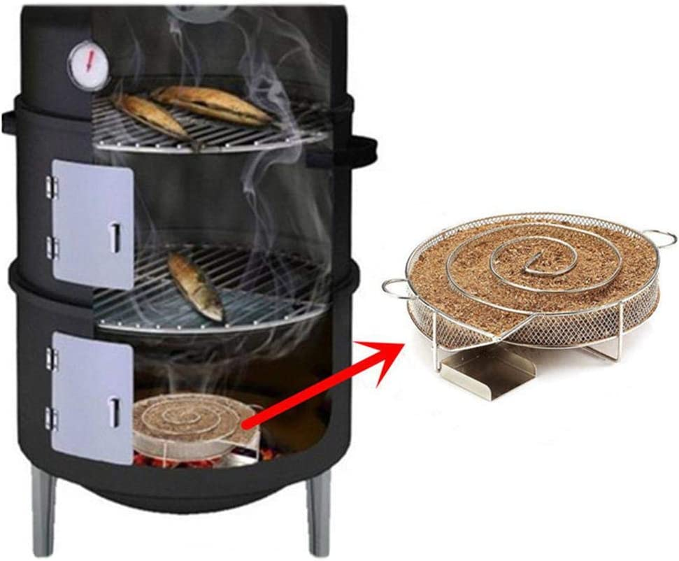 calda e fredda,5 L FAGGIO fumo trucioli di qualità più elevata per barbecue o alimenti Affumicatore